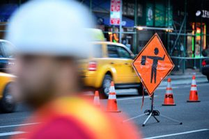 Construction Zone Accident Attorney, Belleville, Illinois
