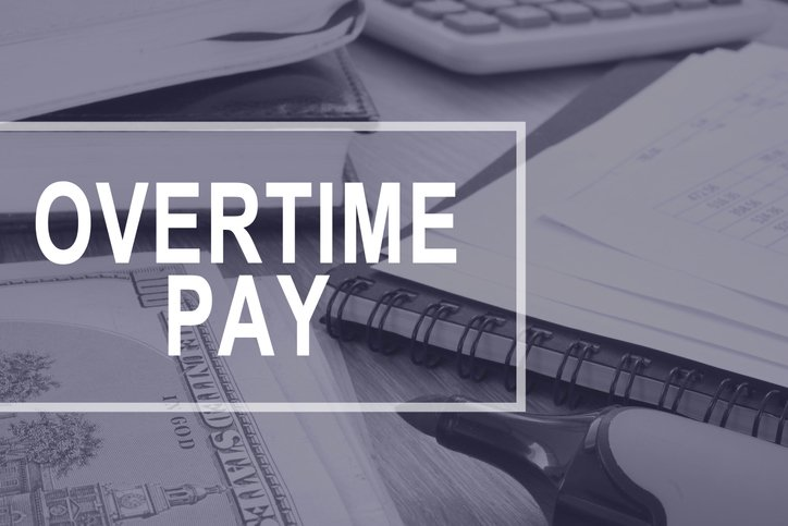 Overtime Workers Compensation Temporary Disability Pay